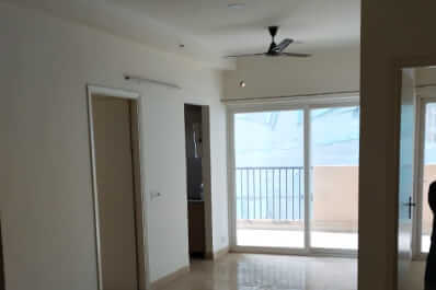 Property Image of 2 BHK | Semi-Furnished | 10th Avenue Sanskar Apartment | Gaur City 2 | Rs 9500