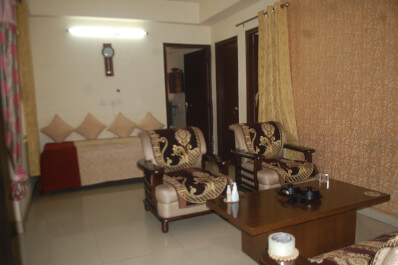Property Image of 2 BHK | Semi-Furnished | Galaxy North Avenue 2 | Gaur City 2 | Rs 10800