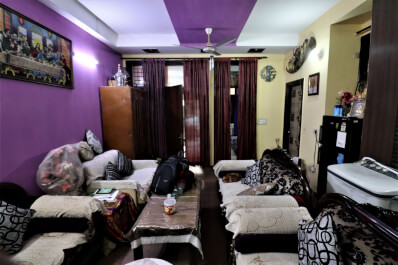 Property Image of 3 BHK | Semi-Furnished | Shakti Khand 4 | Indirapuram | Rs 15000