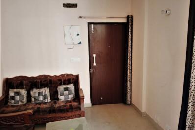 Property Image of 2 BHK | Semi-Furnished | Supertech Ecovillage 1 | Panch Mukh Hanuman Mandir